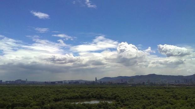 Beautiful Cloudscape Landscape Photography